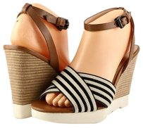 French Connection Jane Multi-Color Platforms
