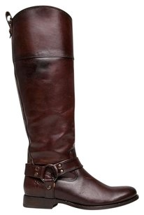 Frye Closed-toe Knee-high Melissaredwood-9 Brown Boots