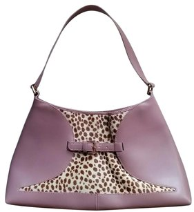 Furla Calf Hair Shoulder Bag