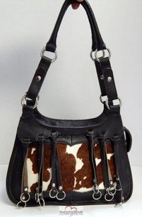Furla Italy Leather Shoulder Bag