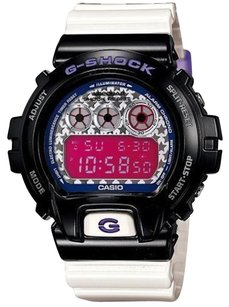 G-Shock G-shock Dw-6900sc-1dr Crazy Color Classic Series Mens Stylish Watch - White