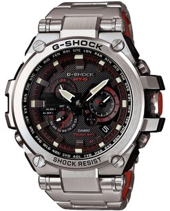 G-Shock MT-G Stainless Steel Twisted Metal Triple-G MTGS1000D-1A4