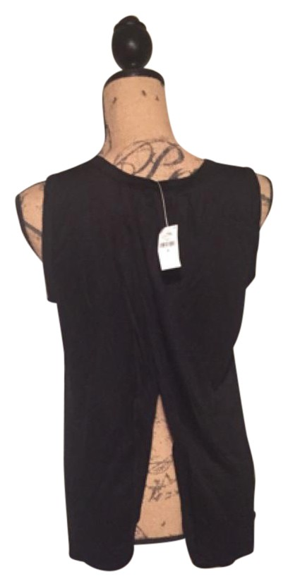 Gap back slit shirt size large