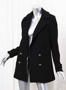 GERARD DAREL Womens Black Jacket