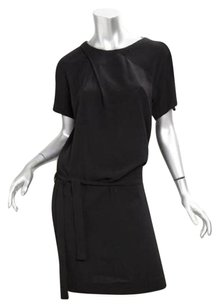 GERARD DAREL short dress Black Rayon on Tradesy