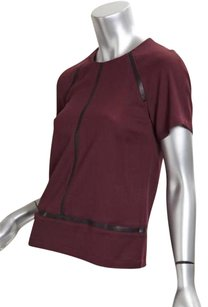 GERARD DAREL Wool Black Top Brown