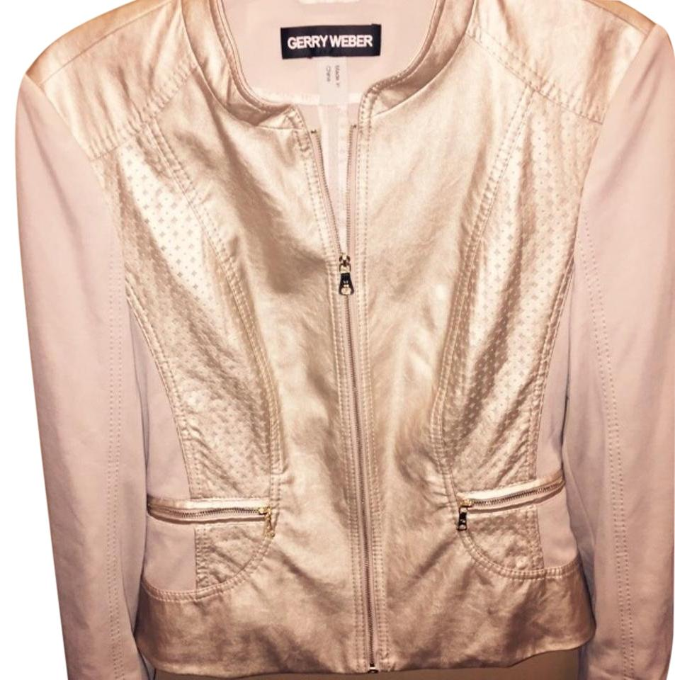 Gerry weber leather jackets