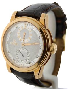 Gevril Men's Gevril 18k Yellow Gold Automatic Watch R014