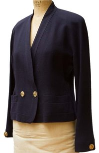Gianfranco Ferre Crepe wool 80's suit jacket