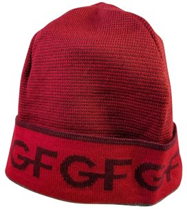 Gianfranco Ferre GF FERRE beanie Red color