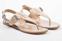 Gianvito Rossi Nude Leather Beige Sandals