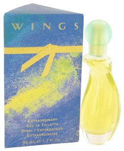Giorgio Armani Wings By Giorgio Beverly Hills Eau De Toilette Spray 1.7 Oz