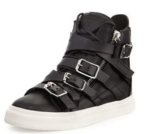 Giuseppe Zanotti London Multi Black Athletic