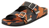 Givenchy Camo/Orange/Multi Sandals