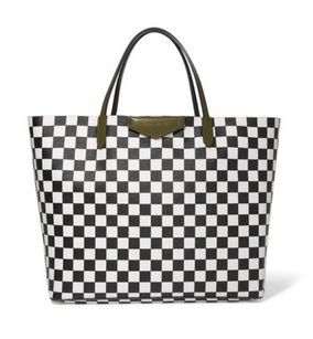 Givenchy Shopping Tote in Black, White