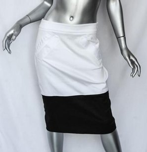 Givenchy Color Skirt White