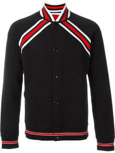 Givenchy Teddy Mens Black/Red/White Jacket