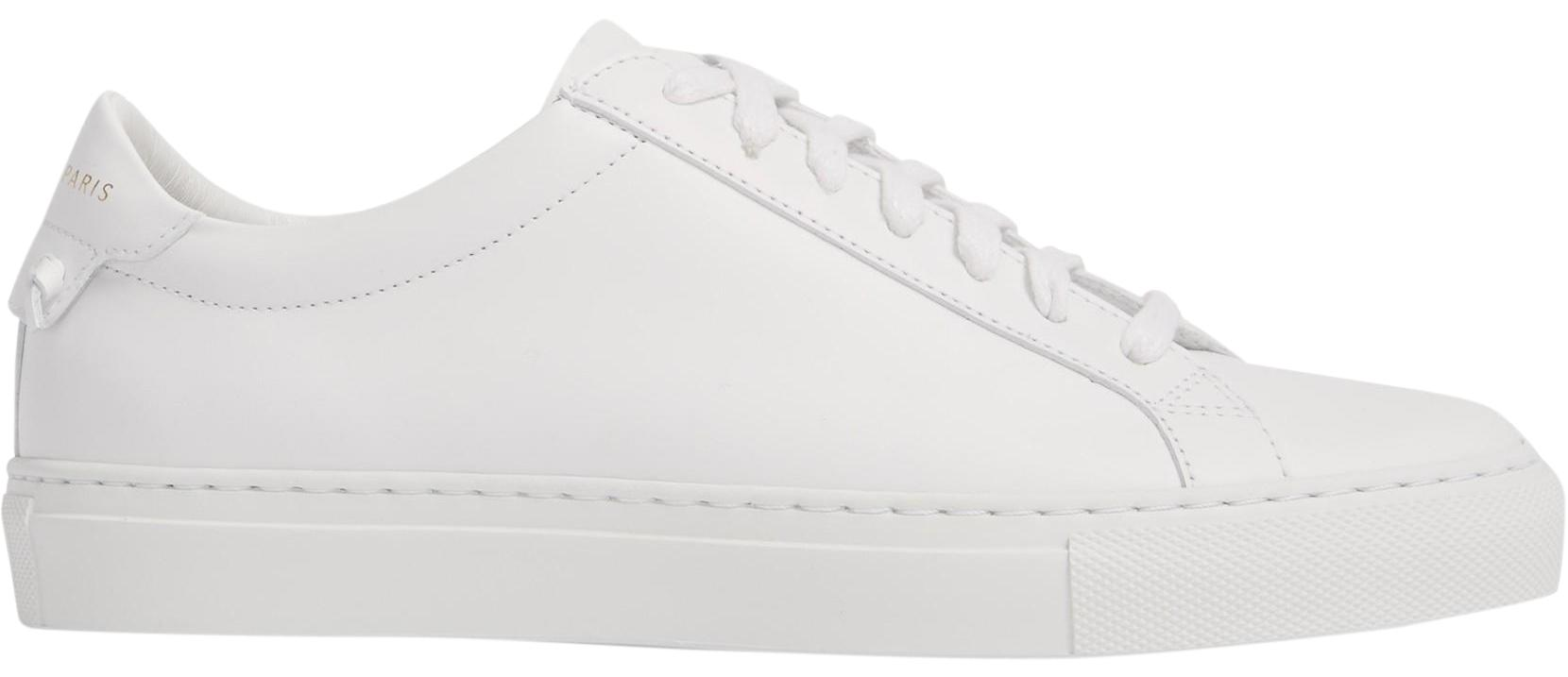 Givenchy White Low Top Sneaker Sneakers Size EU 36 (Approx. US 6) Regular (M, B)