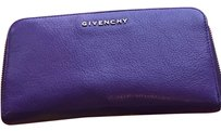 Givenchy Wristlet in Purple