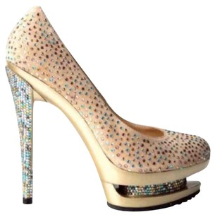 Glanmarco Lorenzi couture Pumps