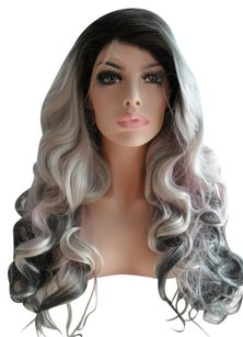 Grayish Beauty Lace Front Wig 22-26 inches!!