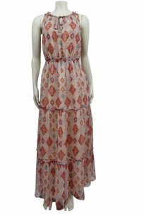Red Maxi Dress by Greylin Printed Maxi