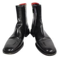Gucci Womens Ankle Black Boots