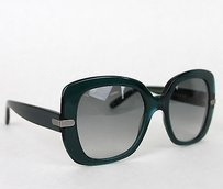 Gucci Bottega Veneta Oversized Sunglasses Intrecciato Green Bv 229s Ozjvk
