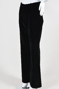 Gucci Velvet Wide Leg Pants