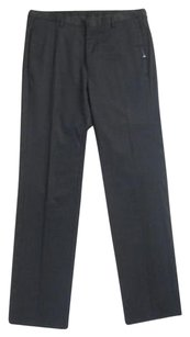 Gucci Straight Leg Career Trousers Hs1340 Pants