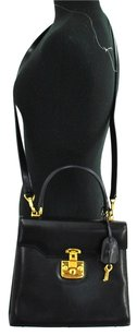Gucci Gg Logos 2way Hand Tote in Black