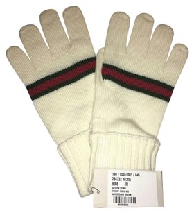 Gucci Gloves ipong Tricot 100% wool