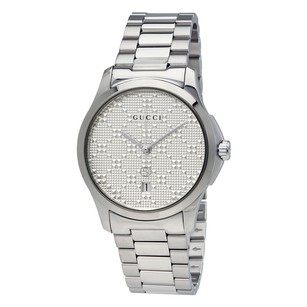 Gucci Gucci G-timeless Silver Dial Unisex Watch