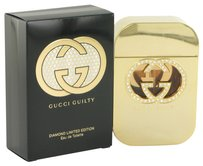 Gucci Gucci Guilty Perfume by Gucci Eau De Toilette Spray 2.5 oz (Diamond Limited Edition)