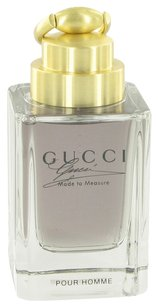 Gucci GUCCI MADE TO MEASURE by GUCCI ~ Men's Eau de Toilette Spray (TESTER) 3 oz