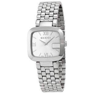 Gucci Gucci Silver Dial Ladies Watch