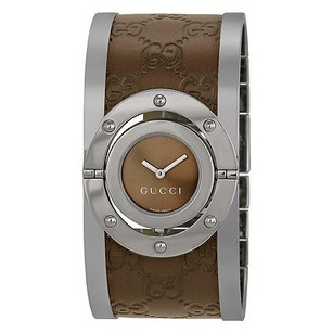 Gucci Gucci Twirl Brown Dial Ladies Watch