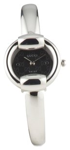 Gucci GUCCI Women's Swiss Made Silver Plated Stainless Steel Watch