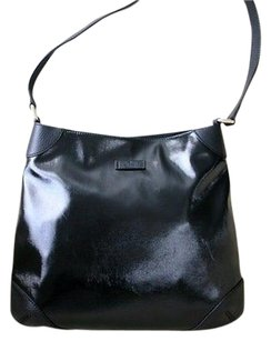 Gucci Leather Capri Shoulder Hobo Bag