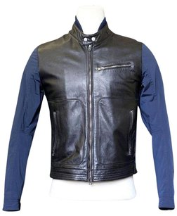 Gucci Leather Leather Men Leather Jacket