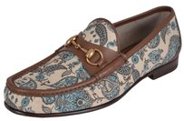Gucci Men's Loafers Multi-Color Flats