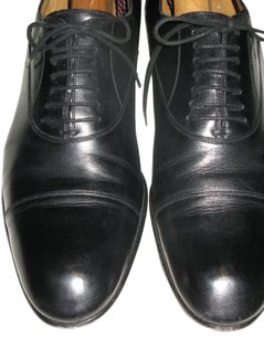 Gucci Men Size 7 Black Formal