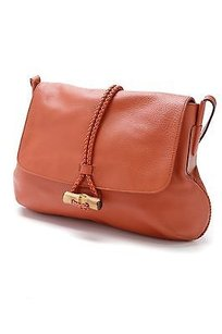 Gucci Leather Hip Cross Body Bag