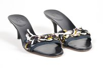 Gucci Multicolor Black Sandals
