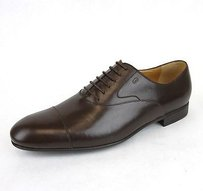 Gucci Gucci Mens Leather Dress Shoes Oxford Wgg Logogucci 10 / Us 11 295650 2140