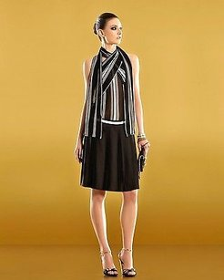 Gucci Runway Pleated Skirt Black