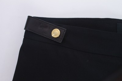 Gucci Tapered Trouser Pants BLACK