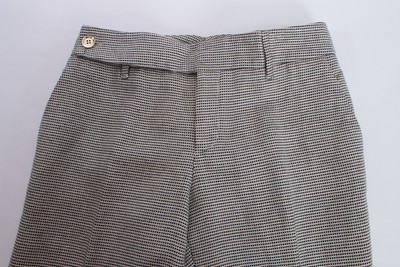 Gucci Trouser Pants BLACK AND TAN