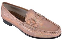 Gucci Women's Loafers Opalescent Salmone Flats