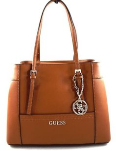 Guess Delaney Tote in Brown
